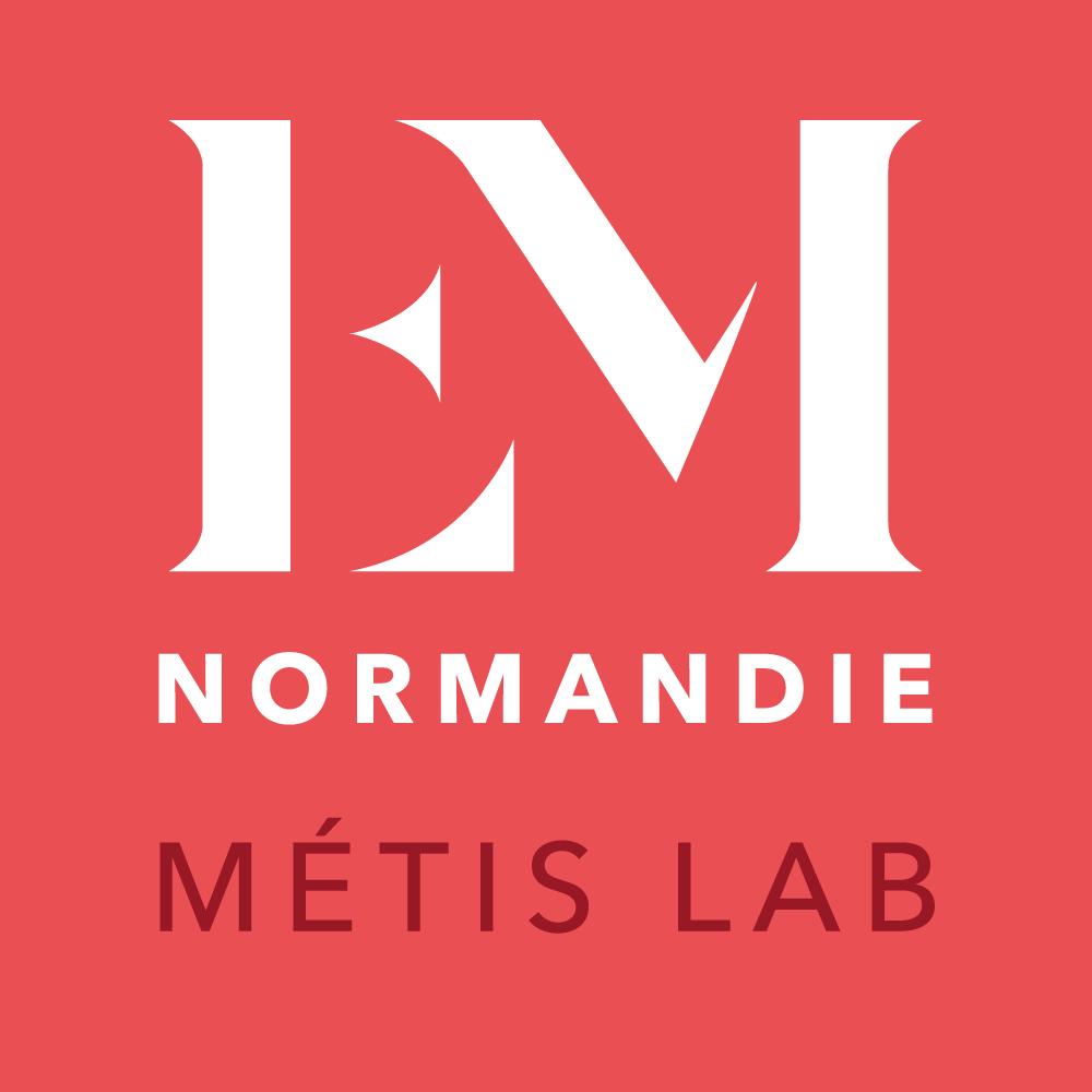 Métis Lab de l'Ecole de Management de Normandie (EMN)
